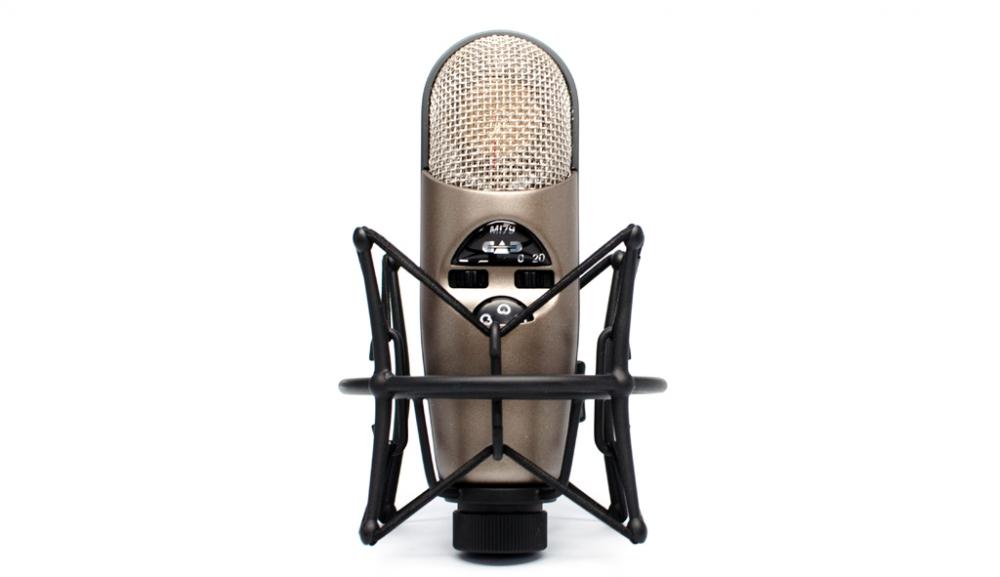 Equitek M179-U Condenser Microphone - CAD Audio