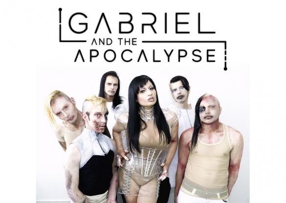 GABRIEL AND THE APOCALYPSE.