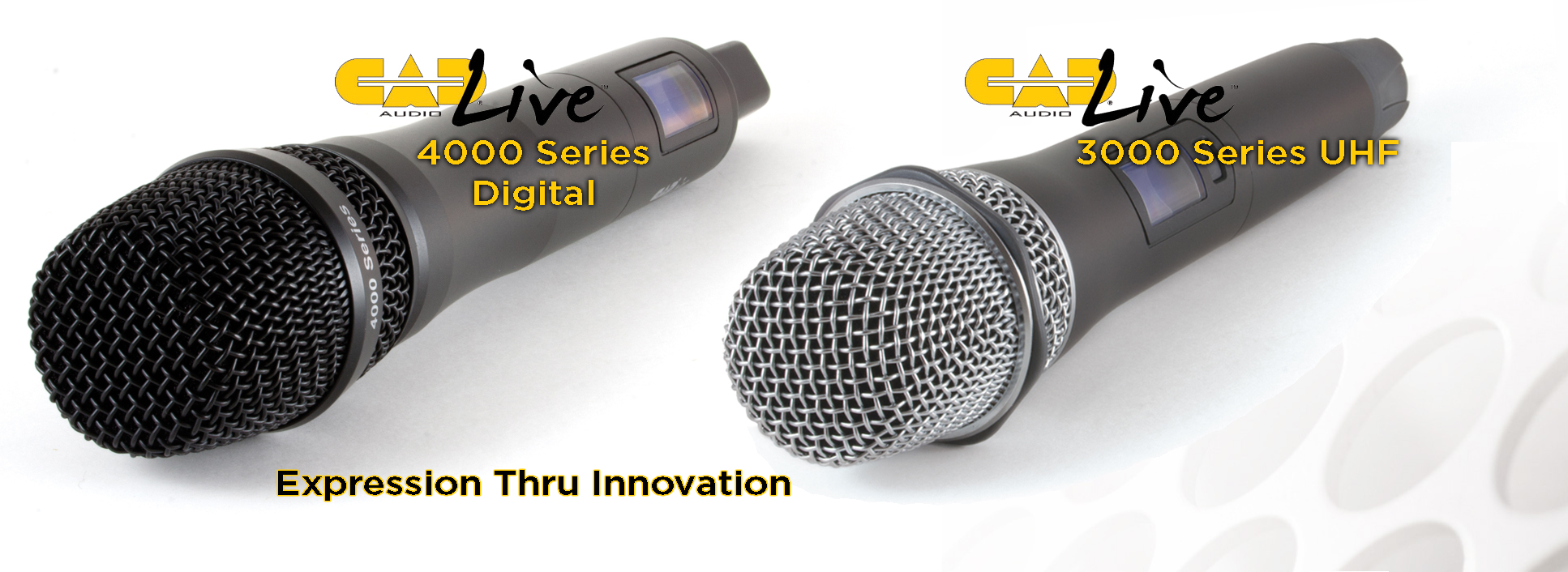 Cad Audio The Brand Used By Professionals 210 Astatic Mic Wiring Diagram Cadlive 3000 Series Wireless