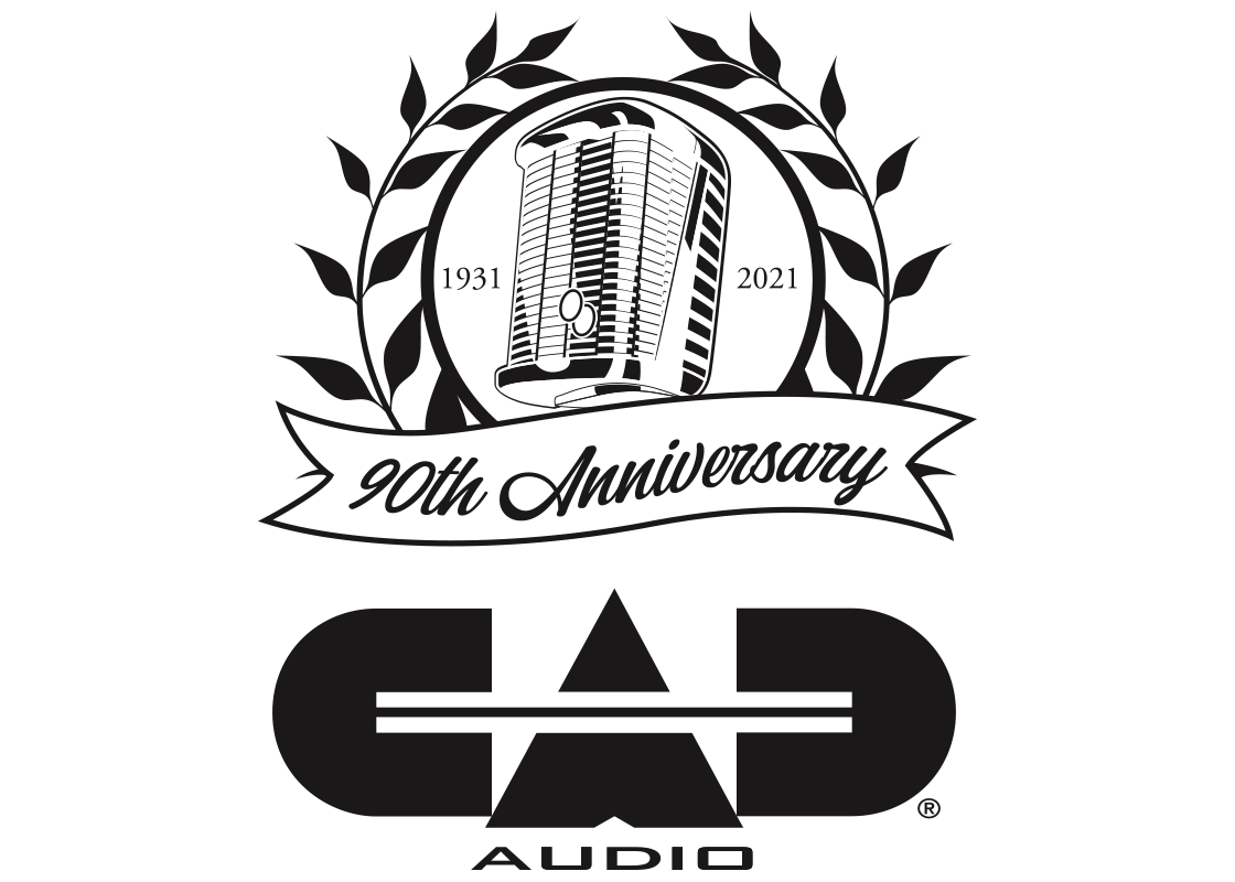 CAD Audio Celebrating 85 Years