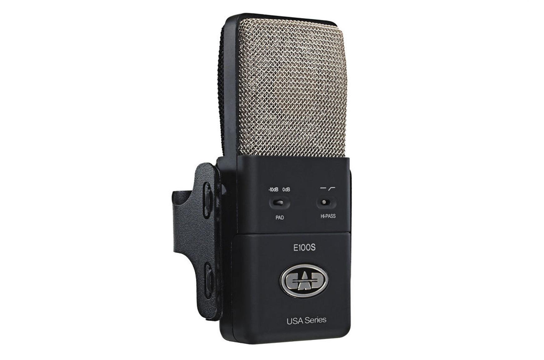 E100S large diaphragm supercardioid condenser - CAD Audio